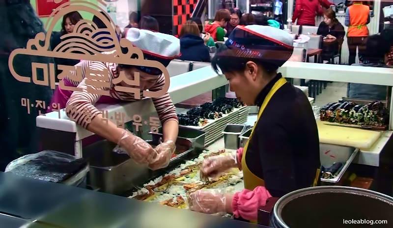 daegu korea southkorea asia sushi restaurant