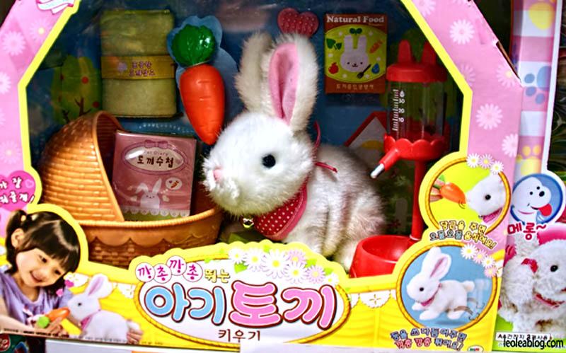 daegu korea southkorea asia emart emartdaegu rabbit toy