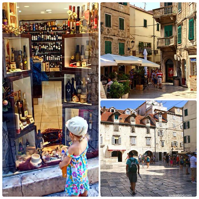 Hrvatska Chorwacja Split Eu Europe Balkany Wakacje Holiday Travellers Journey