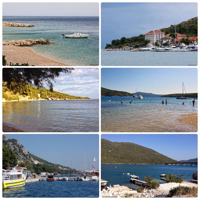 Hrvatska Chorwacja naplazy onthebeach Eu Europe Balkany Wakacje Holiday Travellers Journey