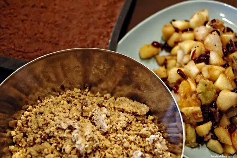 ciasto ciastozkruszonką kruszonka speculaas ciastka holandia słodycze słodkości jedzenie deser ciastka korzenne ciastkakorzenne jabłka