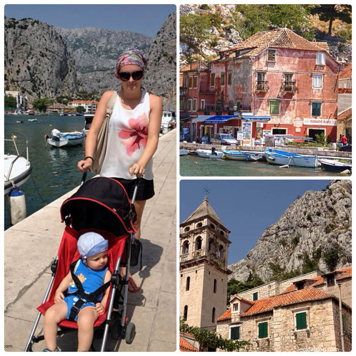 Hrvatska Chorwacja Omis Eu Europe Balkany Wakacje Holiday Travellers Journey
