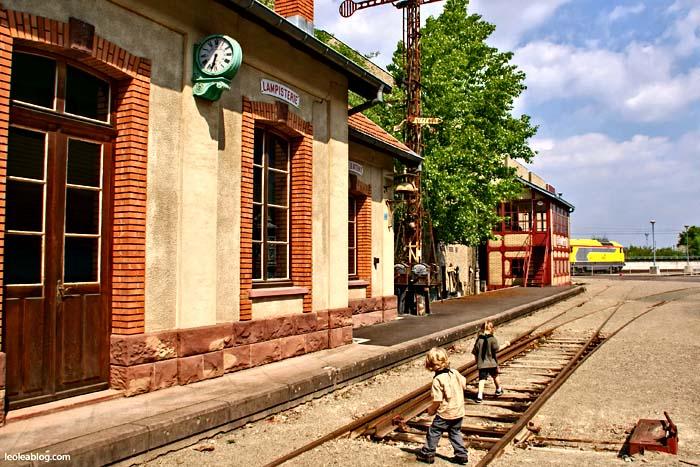 Mulhouse Miluza Museum Muzeum Muzeumpociagow citedutrain Lea Leo Kids Dzieci Children Pociągi Alzacja Alsace France Francja Eu Europe