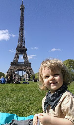 Wiezaeiffla Leo Paris Paryz Capital France Eiffeltower