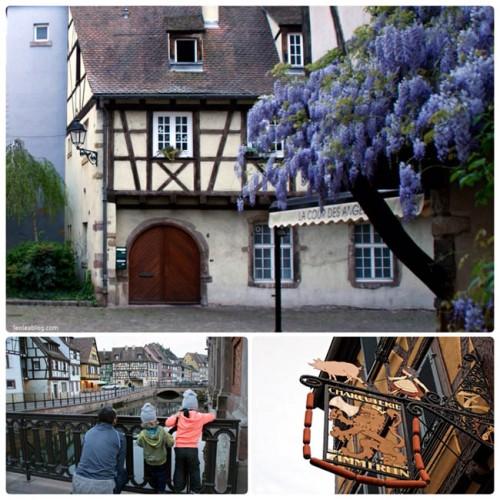 Journey Travellers Trip Alsace Alzacja France Colmar Perlaalzacji Francja Eu Europe