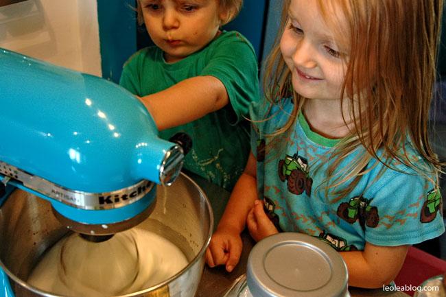 torcikchałwowy tortchałwowy kitchenaid artisan dzieci dzieciwkuchni dzieciakigotują
