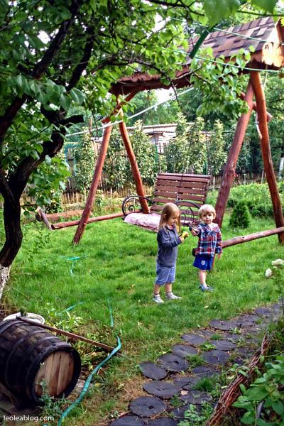 Mołdawia Moldova Kids Dzieci Garden Ogród Eu Europe