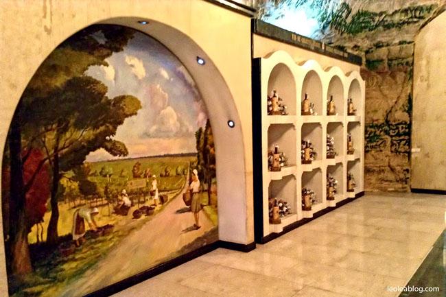 Wino Mołdawia Moldova MilestiMici Winiarnia Podziemia Butelki Eu Europe MilestiMiciShop Souvenir