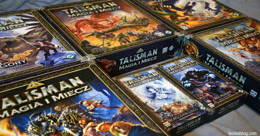 magiaimiecz talisman galakta graplanszowa planszowka gra relaks kartadogry scenariusz scenariuszgry boardgame dodatki