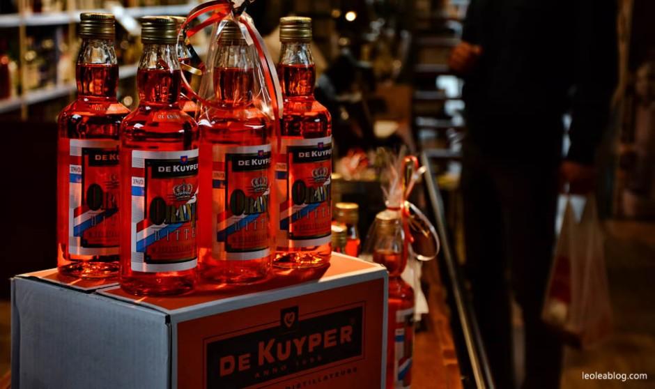 rotterdam holland holandia alkohol alcohol dekuyper markthal wodka vodka dutchvodka