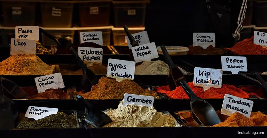 rotterdam holland holandia relishonmarkthal markthal relish spice przyprawy