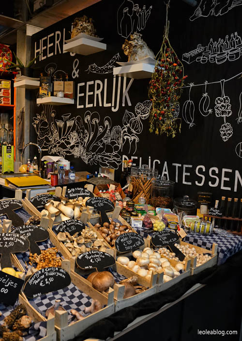 rotterdam holland holandia delicatesseninmarkthal markthal delicatessen