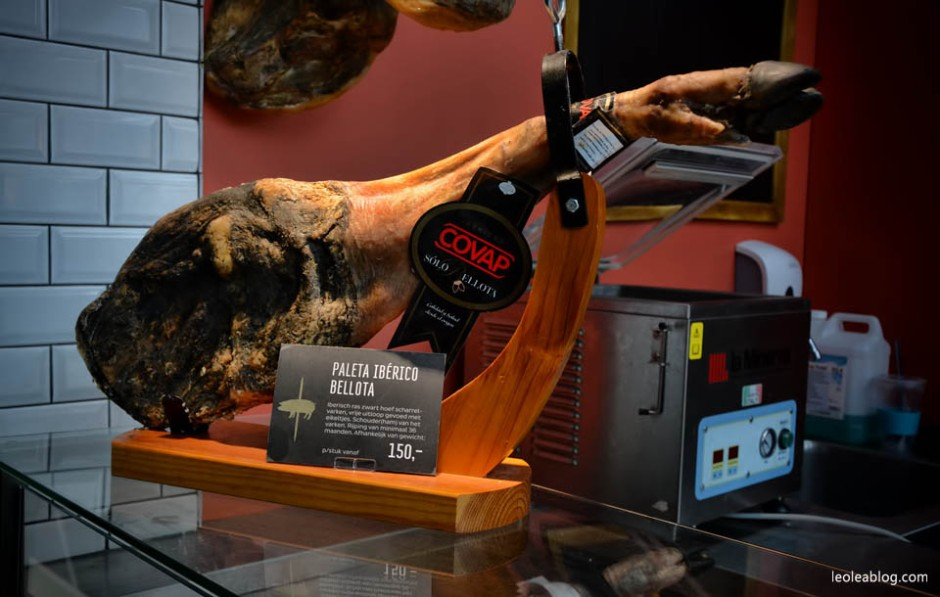 rotterdam holland holandia meatonmarkthal markthal paletaibericobellota
