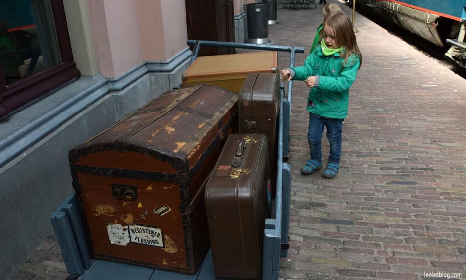 Dworzec Utrecht Holandia Spoorweg Spoorwemuseum Muzeum Muzeumkolejnictwa Holland Netherland Dutch Museum Kolej Eu Europe Trainmuseum Pociąg Peron Platform wpociągu Insidethetrain miniaturapociągu zabawa dzieci kids children ciuchcia