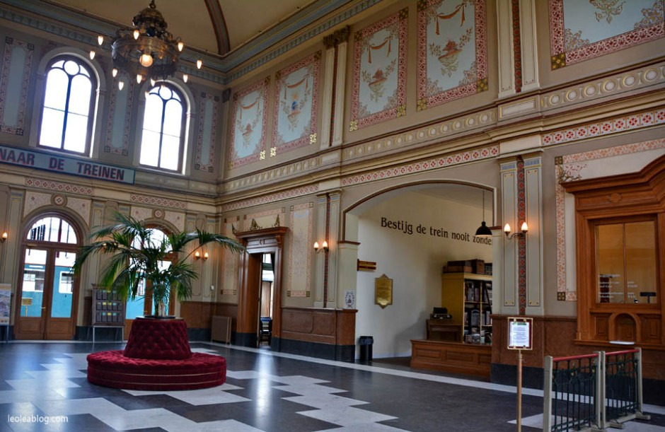 Dworzec Utrecht Holandia Spoorweg Spoorwemuseum Muzeum Muzeumkolejnictwa Holland Netherland Dutch Museum Kolej Train hol holdworca Eu Europe