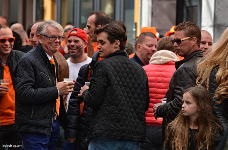 Breda Holland Holandia Celebratingday Swietokrola Koningsdag Swietonarodowe Oranje