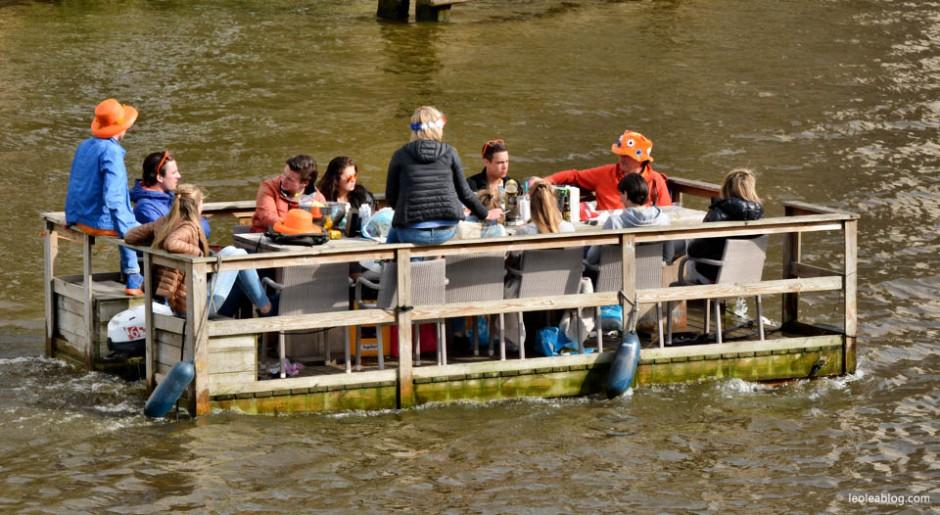 Breda Holland Holandia celebratingday celebrate canalbreda Swietokrola Koningsdag Swietonarodowe Oranje