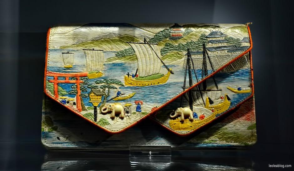 Purse Portmonetka Museum Museumofbagsandpurses holland holandia Muzeum Amsterdam Muzeumtorebek