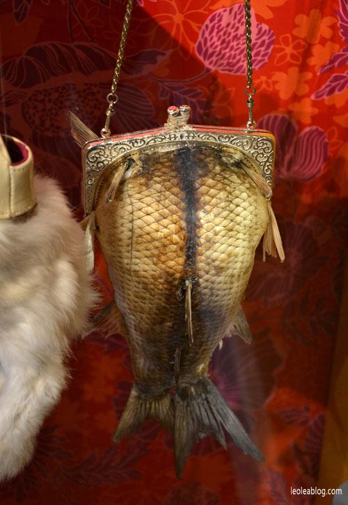 Amsterdam Holandia Holland Muzeum Museum Museumofbagsandpurses Torebka Torebki Muzeumtorebek fishbag fish ryba rybotorebka
