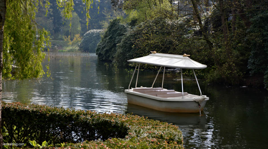 łódka gondola park rozrywki holandia efteling dladzieci bajkowy fantasy attractiepark amusement fun dutch holland