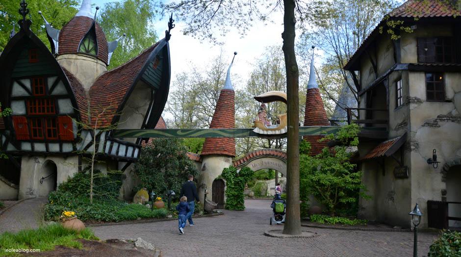park rozrywki holandia efteling dladzieci bajkowy fantasy attractiepark amusement fun