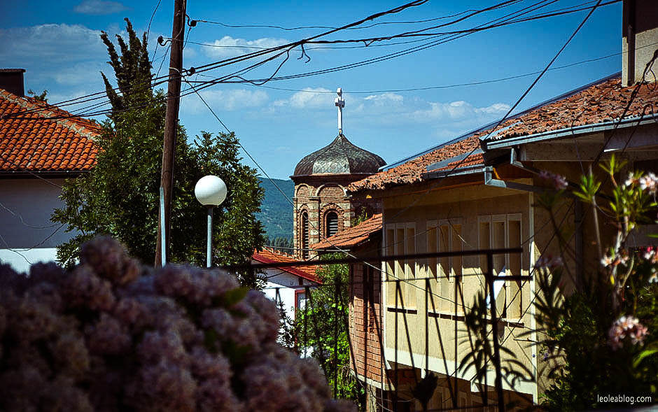 ochryda ohrid macedonia makedonia balkans bałkany unesco