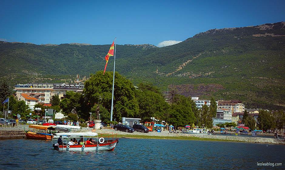 ochryda ohrid macedonia makedonia balkans bałkany unesco ohridlake jezioro ochrydzkie